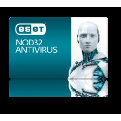 ESET NOD32 Antivirus   1 poste 1 an