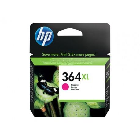 HP 364XL - À rendement élevé - magenta - original - cartouche d'encre
