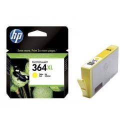 HP 364XL - À rendement élevé - jaune - original - cartouche d'encre