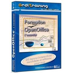 Orditraining - Formation OpenOffice l'essentiel