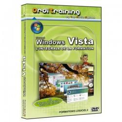 Orditraining - Windows Vista L'intégrale de la formation