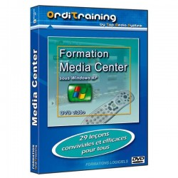 Orditraining - Formation Media Center sous Windows XP