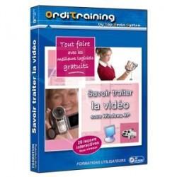Orditraining - Savoir traiter la vidéo sous windows XP