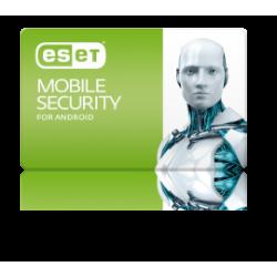 ESET Mobile Security, antivirus et antivol pour Android 1 mobile 1 an