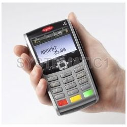 Ingenico- Terminal de paiement électronique portable IWL 250 P CAM 2