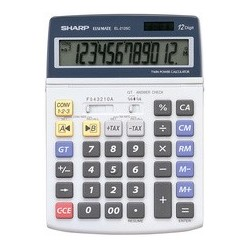 SHARP calculatrice de bureau EL-2125C