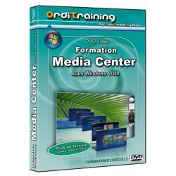 Orditraining - Formation Media Center sous windows Vista