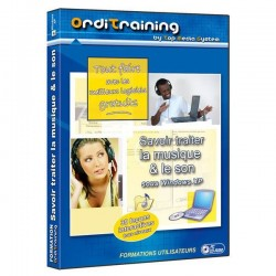 Orditraining - Savoir traiter la musique & le son sous windows XP