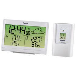 """hama météo électronique station """"EWS-890"""", blanc"""