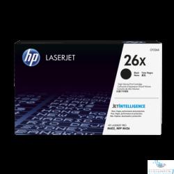HP 26X - À rendement élevé - noir - originale - LaserJet - cartouche de toner