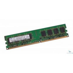 SAMSUNG 1GB PC2 5300U 555