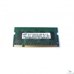 SAMSUNG SO-DIMM 1GB PC2 6400S 666
