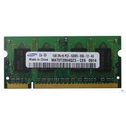 SAMSUNG SO-DIMM 1GB PC2 5300S 555