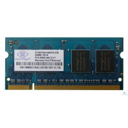 NANYA SO-DIMM 256MB PC2 4200S 444