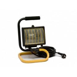 Projecteur halogène portable 400W-250V