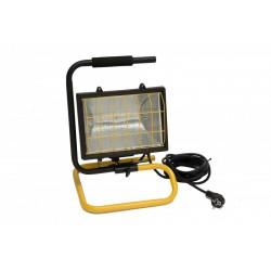 Projecteur halogène portable 1000W-250V
