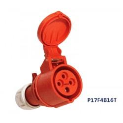 Prolongateur 3P+T 16A / 415V P17