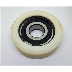 Galet plastique diamètre 100mm