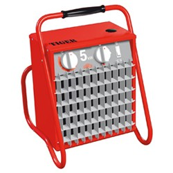 P93-0 Chauffage aérotherme portable 9kW 400V 3P+N+T 16A